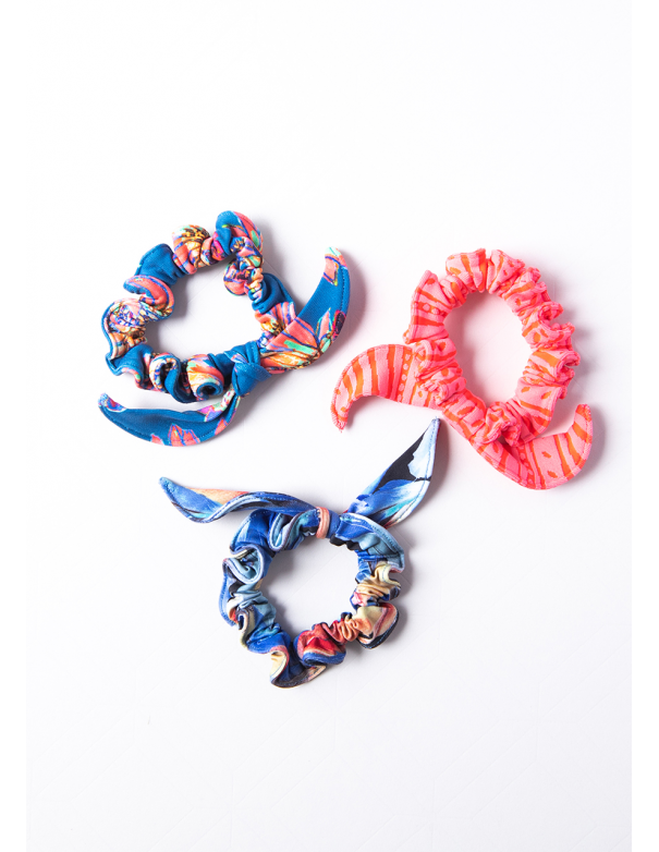 Scrunchies Colors Tripack 3