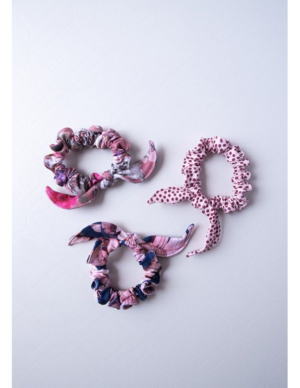 Scrunchies Colors Tripack 5