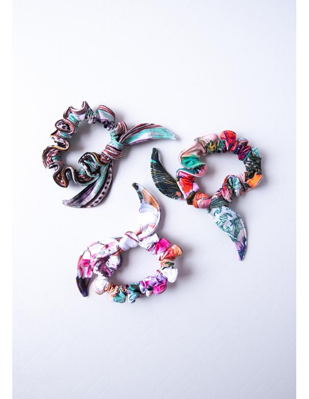 Scrunchies Colors Tripack 6